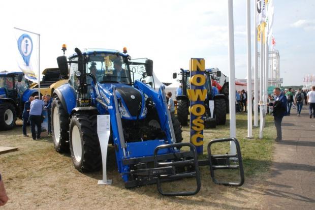 Wrzesień przyniósł ożywienie na rynku ciągników