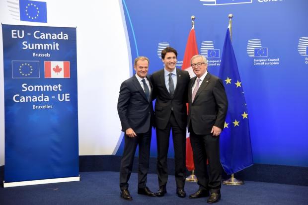 UE i Kanada podpisały umowę gospodarczo-handlową CETA