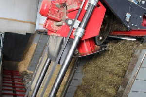 Trioliet nagrodzony za nóż tnący w automatycznym systemie żywienia bydła
