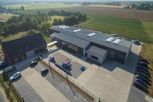 AgroFarm - nowe centrum treningowe Lemkena