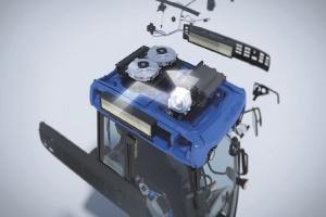 New Holland Blue Cab 4 - bezpieczeństwo przede wszystkim