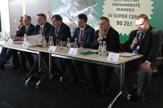 """Pokonać ASF – o problemie podczas konferencji """"Narodowe wyzwania w rolnictwie"""""""