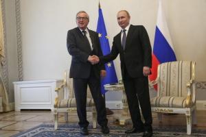 Putin: Rosja będzie zwlekać jak można najdłużej ze zniesieniem embarga