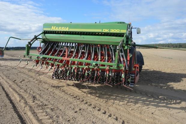 Rosja: Zasiewy zbóż pod zbiory w 2017 r.