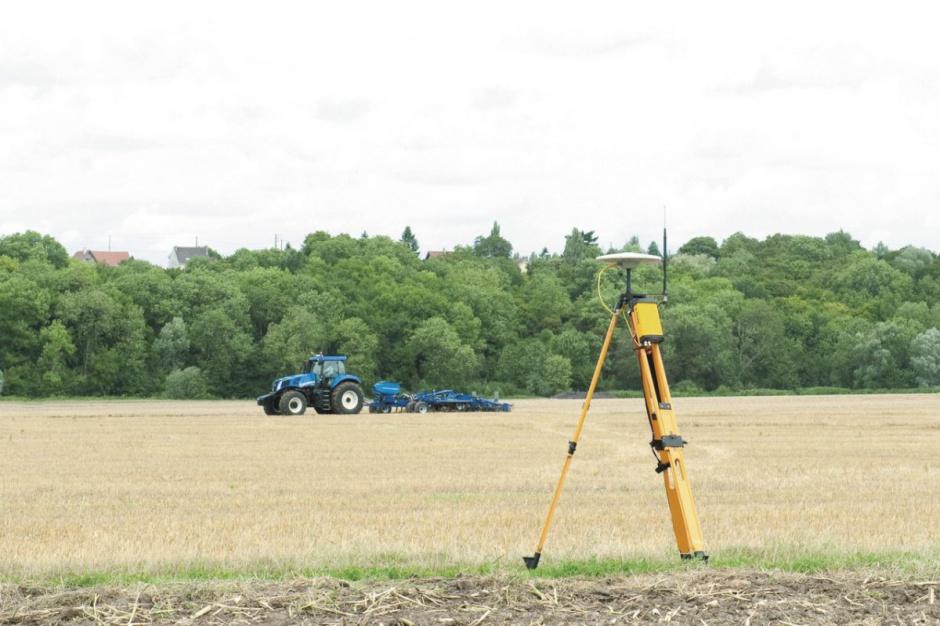 CNH - finansowanie fabryczne także urządzeń dla rolnictwa precyzyjnego