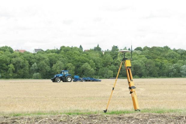 CNH – finansowanie fabryczne także urządzeń dla rolnictwa precyzyjnego