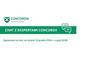 Za nami czat z firmą Concordia. Sprawdź, jakie pytania zadawali nasi czytelnicy ekspertom