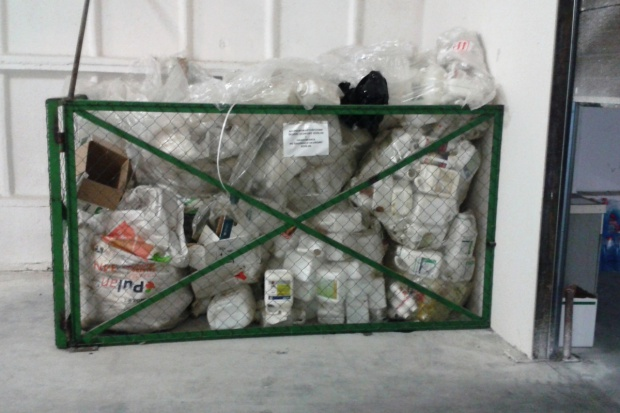 Opakowania po pestycydach zwracaj do sklepów