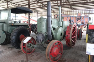 Trudne początki międzywojenne - historia rolnictwa: technika