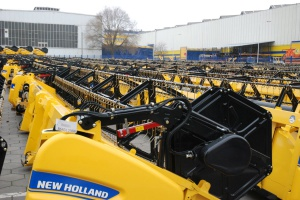 New Holland zaprasza do zwiedzania fabryki w Płocku