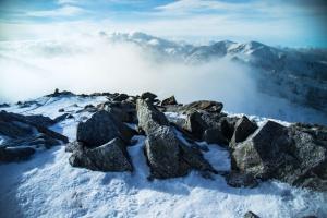 Małopolskie: Arktyczne mrozy w Tatrach