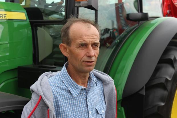 Skradziony traktor odzyskany już po 5 godzinach