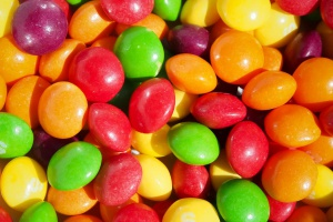 W USA bydło karmiono popularnymi cukierkami