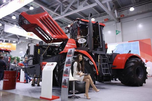 Rosyjski producent maszyn rolniczych dostał wiatr w żagle