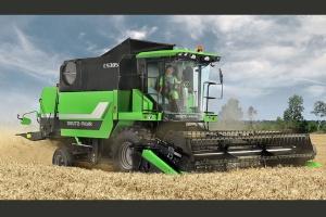 Deutz Fahr poszerza ofertę kombajnów o nową serię C5000