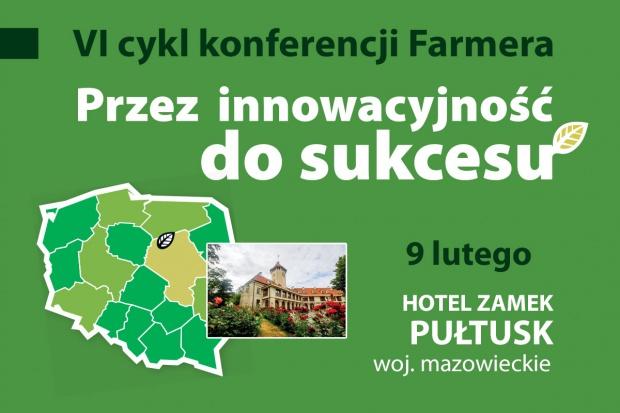 Zapraszamy na konferencję w Pułtusku