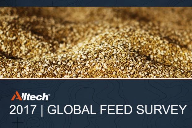 Według raportu Alltech Global Feed Survey 2017 światowa produkcja pasz przekroczyła 1mld ton