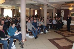 Mocny akcent na zakończenie cyklu konferencji. Wysoka frekwencja rolników w Lublinie [zdjęcia]
