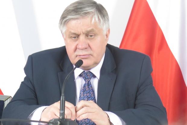Jurgiel: Rząd zajmie się projektem ustawy o spółdzielniach rolników