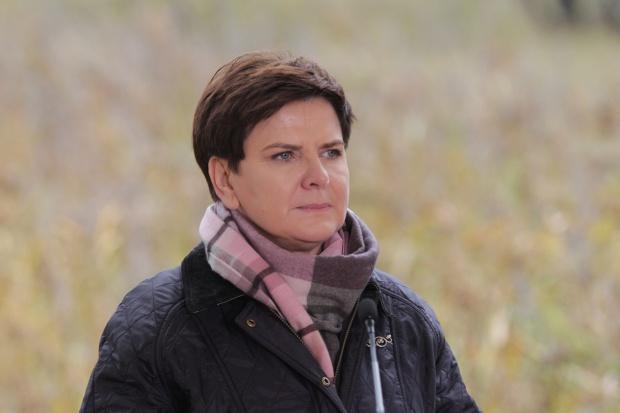 Szydło: Nie ma powodów do dymisji ministra środowiska
