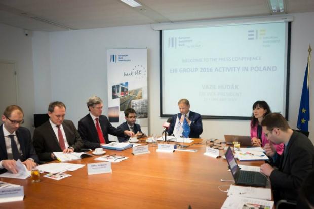 Europejski Bank Inwestycyjny pożyczył Polsce pieniądze na część PROW