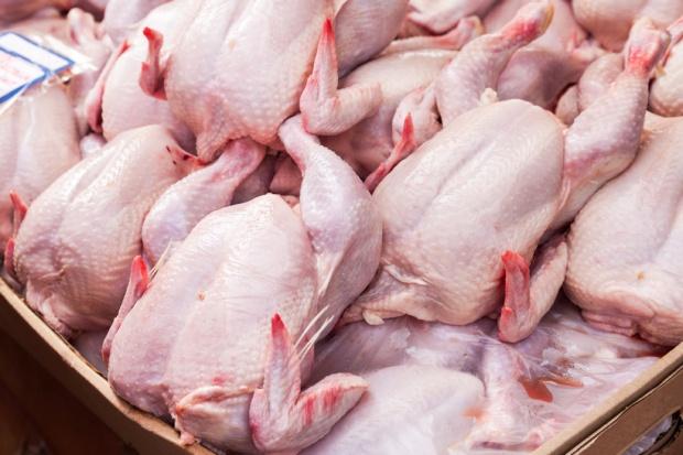 Chiny podwoiły w 2016 r. import drobiu