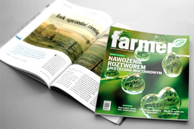 """Najnowszy numer """"Farmera"""" już w sprzedaży"""