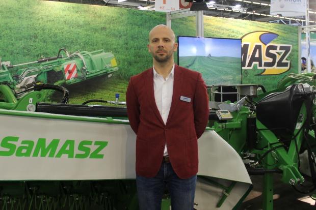Coraz więcej francuskich rolników kupuje sprzęt SaMaszu