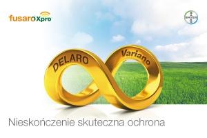 Delaro® 325 EC + Variano®Xpro 190 EC - innowacyjna kompleksowa ochrona zbóż przed chorobami