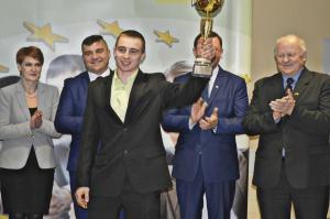 Tomasz Musiał pokonał 1000 uczestników w Olimpiadzie Młodych Producentów Rolnych 2017