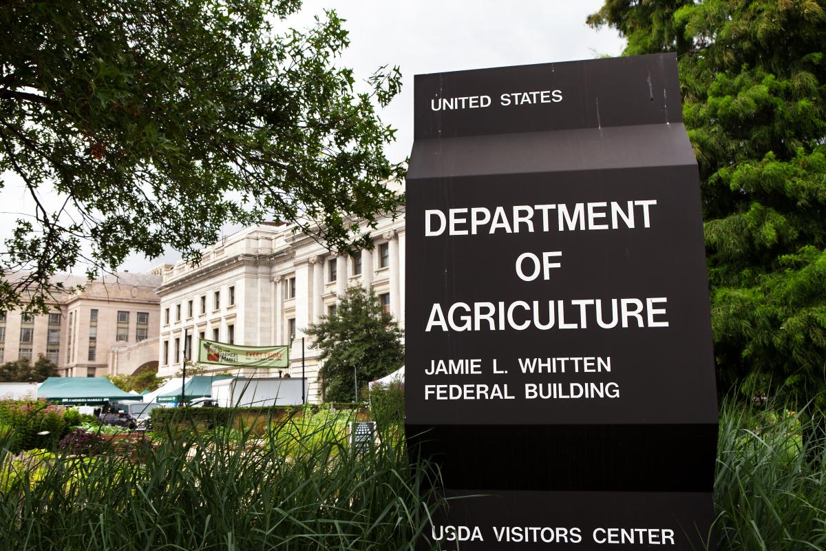 Amerykańskie Ministerstwo Rolnictwa (USDA)