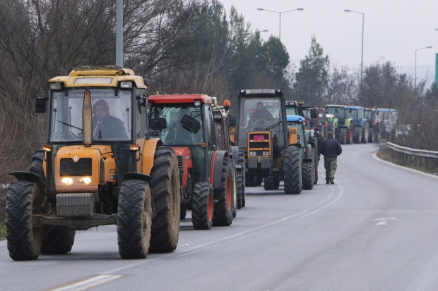 ANR zdziwiona protestem rolników w Szczecinie