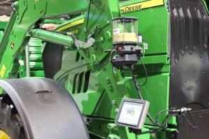 John Deere: Innowacyjny system centralnego smarowania