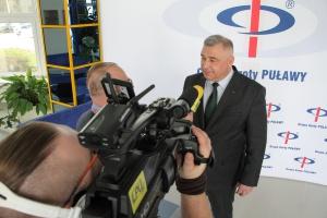 Azoty Puławy planują budowę bloku węglowego zamiast elektrowni gazowej