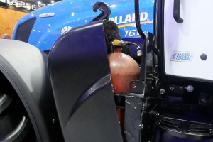 New Holland T6.180 Methane Power coraz bliżej wersji rynkowej