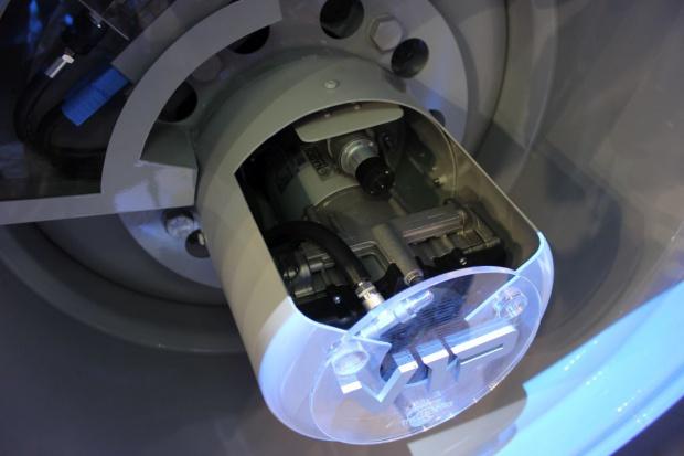 System automatycznego pompowania kół przydaje się w kombajnach