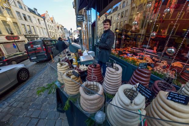 Francuskojęzyczni Belgowie nie dali się porwać kampanii przeciw mięsu