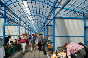 Powstaną targowiska dla lokalnych producentów żywności. Województwo ma 14 mln zł na wsparcie