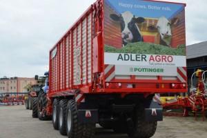 Pöttinger: Przyczepa Jumbo z bogatym wyposażeniem sprzedana w Polsce