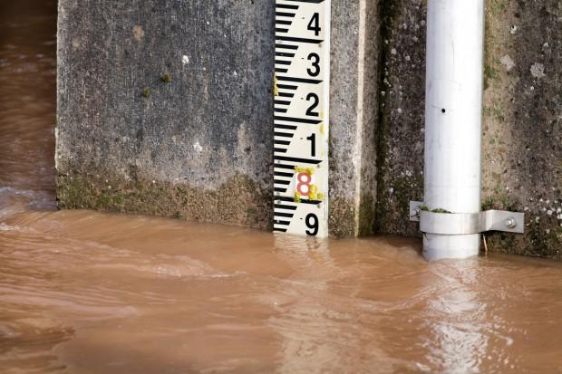RCB: Wydano cztery ostrzeżenia hydrologiczne trzeciego stopnia