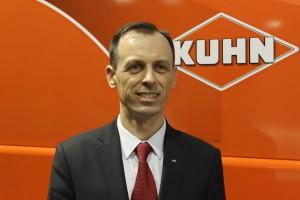 Kuhn: Nowa konstrukcja belki tnącej
