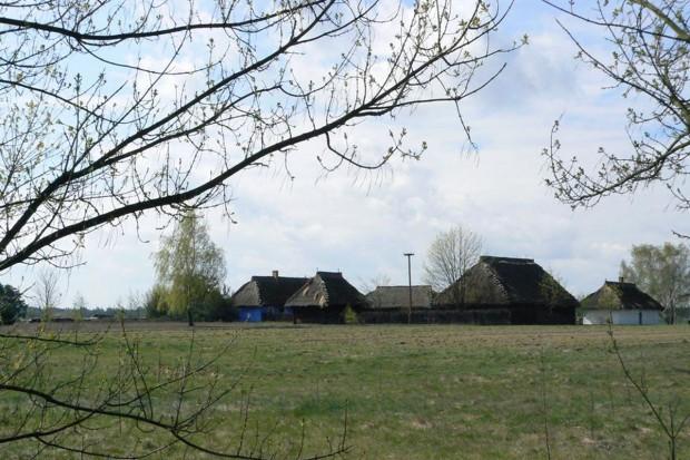 Drewniane rzeźby ludowe z Muzeum w Łowiczu odzyskają blask