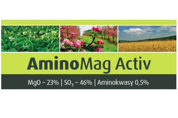 AminoMag Activ – rewolucja w nawożeniu