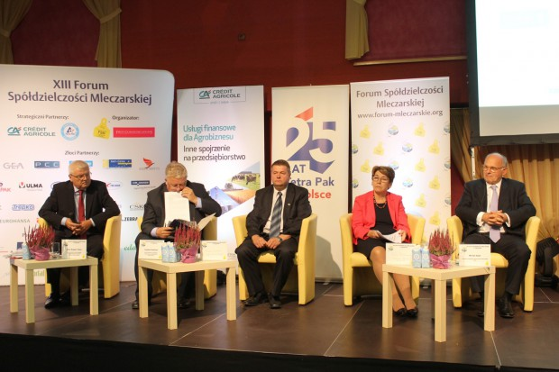 Europejskie i światowe dyskusje o rynku mleka w Polsce z udziałem wpływowych gości