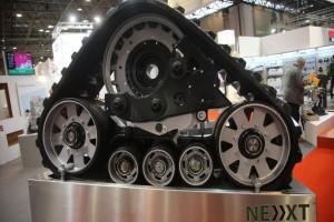 Gąsienice Zuidberg HST II - dla najmocniejszych ciągników