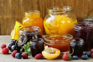 Przetwory i potrawy z owoców