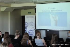 Polska Izba Mleka uczciła Światowy Dzień Mleka