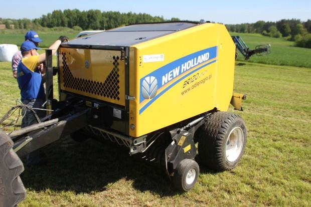 New Holland BR120 Utility – nowa budżetowa prasa