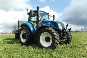 Test ciągnika New Holland T5.110