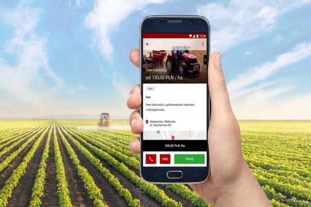 Rolnik szuka… maszyn na wynajem